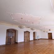 Tafelsaal Abtei Wettingen Mehrerau / nachher