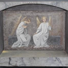 Hl. Grab / Eingangsaufnahmen