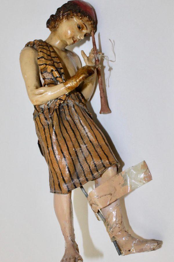 Osterrieder Krippenfigur / Eingangsaufnahme