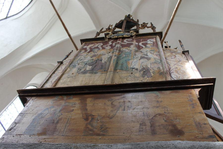 HO Altar Schlins St. Anna
