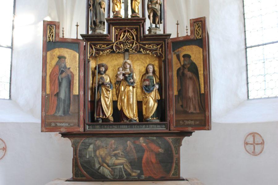 St. Anna Kapelle Schlins