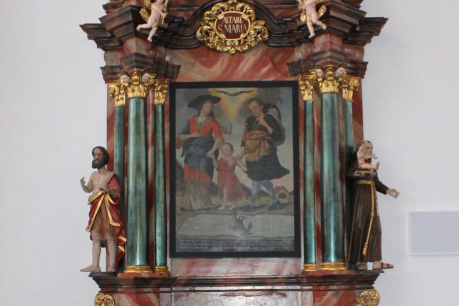 Basilika Bildstein