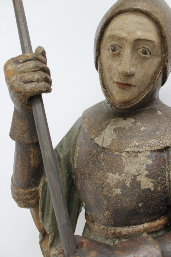 Hl. Georg / Schattenburgmuseum Feldkirch